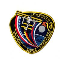 ISS Expedition 13 Mission Patch #2